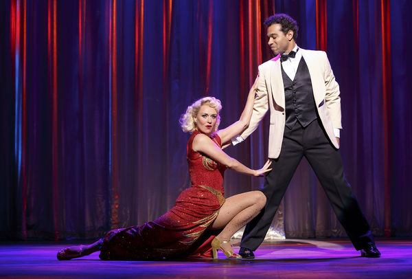 Megan Sikora and Corbin Bleu